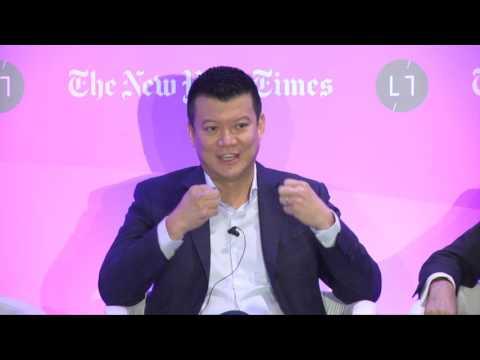 3) 2016 NYT Luxury Travel Conference - Panel Authentic Hospitality