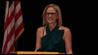 Democrat Sinema defeats McSally in Arizona U.S. Senate race