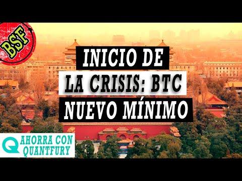 Bitcoin CRISIS: CICLO BAJISTA! Engaño A Todos... Que Esperar? Aún No Termina.