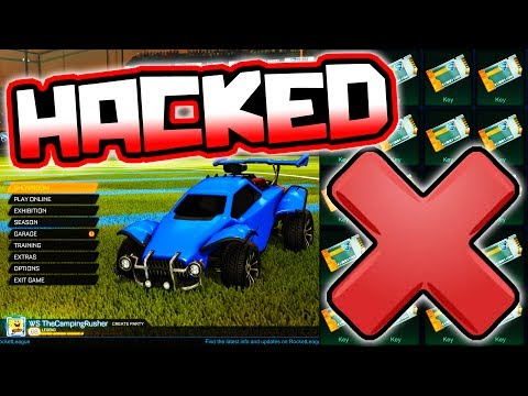 My Rocket League Account Was HACKED!!