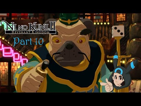Ni No Kuni 2: Revenant Kingdom Playthrough Part 10- Goldpaw Corruption Exposed