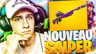 [LIVE FORTNITE EN] ] QUESTO NUOVO SNIPER È FAR TOO CHEATED!