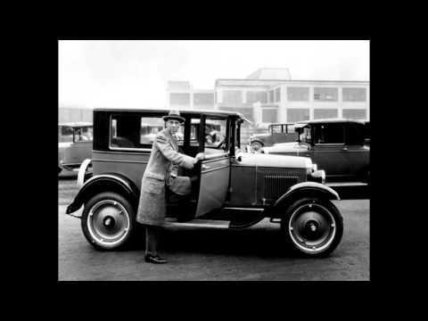 Modelo de Producción en Serie de Alfred Sloan
