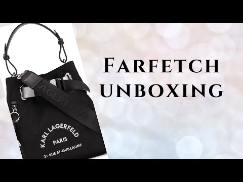 Another Farfetch Unboxing & Review | K LIFESTYLE