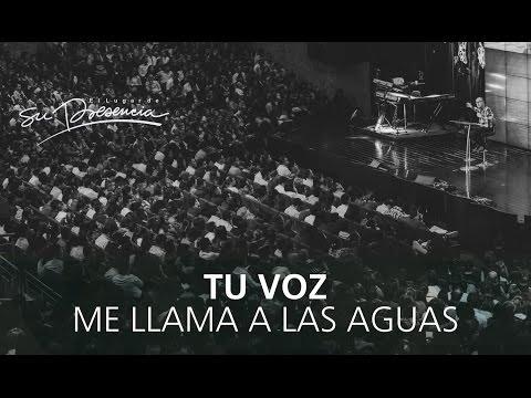 Tu voz me llama a las aguas - Andrés Corson - 2 marzo 2016