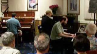 "Scott Joplin - Pine Apple Rag - ""3 Pianos on Fire"" (HQ audio)"