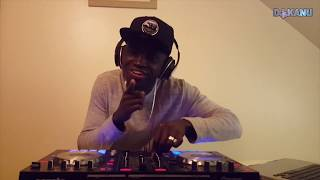 Old School Gambian Music (Quick Mixed by DJ KANU)