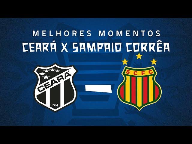 Ceará 5 x 0 Sampaio Corrêa | Melhores Momentos | 1ª rodada | Copa do Nordeste 2019 | Veja os Gols!