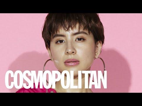 Cosmpolitan JP カバーガール6月メイキングムービー ~ラブリ編~