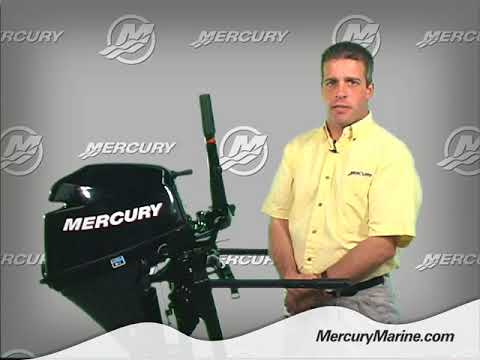 Mercury 8hp - 9.9hp for sale by Network Yacht Brokers Swansea