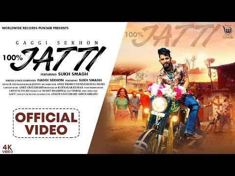 100% Jatti song Lyrics - Gaggi Sekhon   Worldwide Records Punjabi