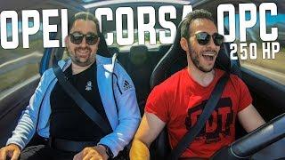 ΠΑΡΟΥΣΙΑΣΗ ΤΟΥ OPEL CORSA OPC ΜΕ 250 ΑΛΟΓΑ   Cars N Coffee #5