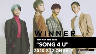 "WINNER - 'WINNER THE BEST ""SONG 4""' Trailer"
