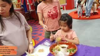 [2020-01-12] Nyonya Yee Sang workshop by DIY Bites Studio @ Setia City Mall