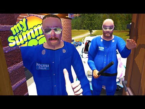 MY SUMMER JAIL SENTENCE! ESCAPING THE JAIL and Massive Fines! - Gameplay Highlights Ep 68