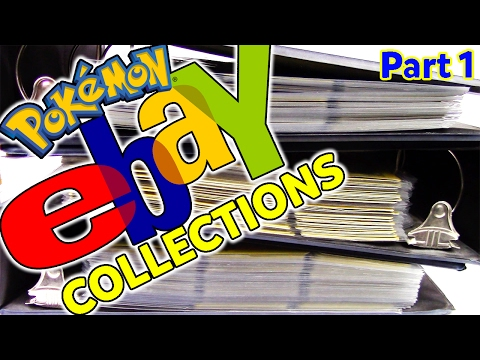 Ebay Pokemon Card Find! Huge Collection Part 1 Super Old Pokemon Cards!