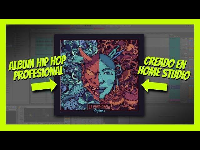 Como crear una canción profesional de Hip-Hop RnB