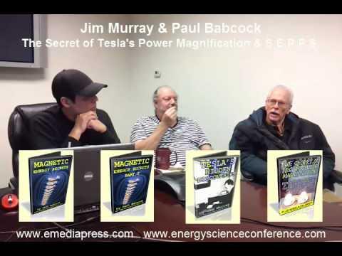2014-10-22 SERPS Interview Jim Murray & Paul Babcock