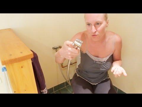 Douchette WC = révolution des toilettes