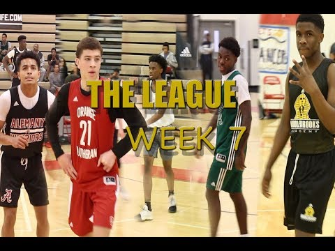 MOOK HARRIS, DJ MCDONALD, SEDRICK HAMMONDS, ISAIAH POPE & More!!! | WEEK 7 of The LEAGUE
