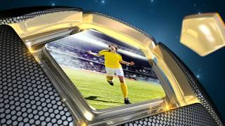 Football Allstars After Effects Template