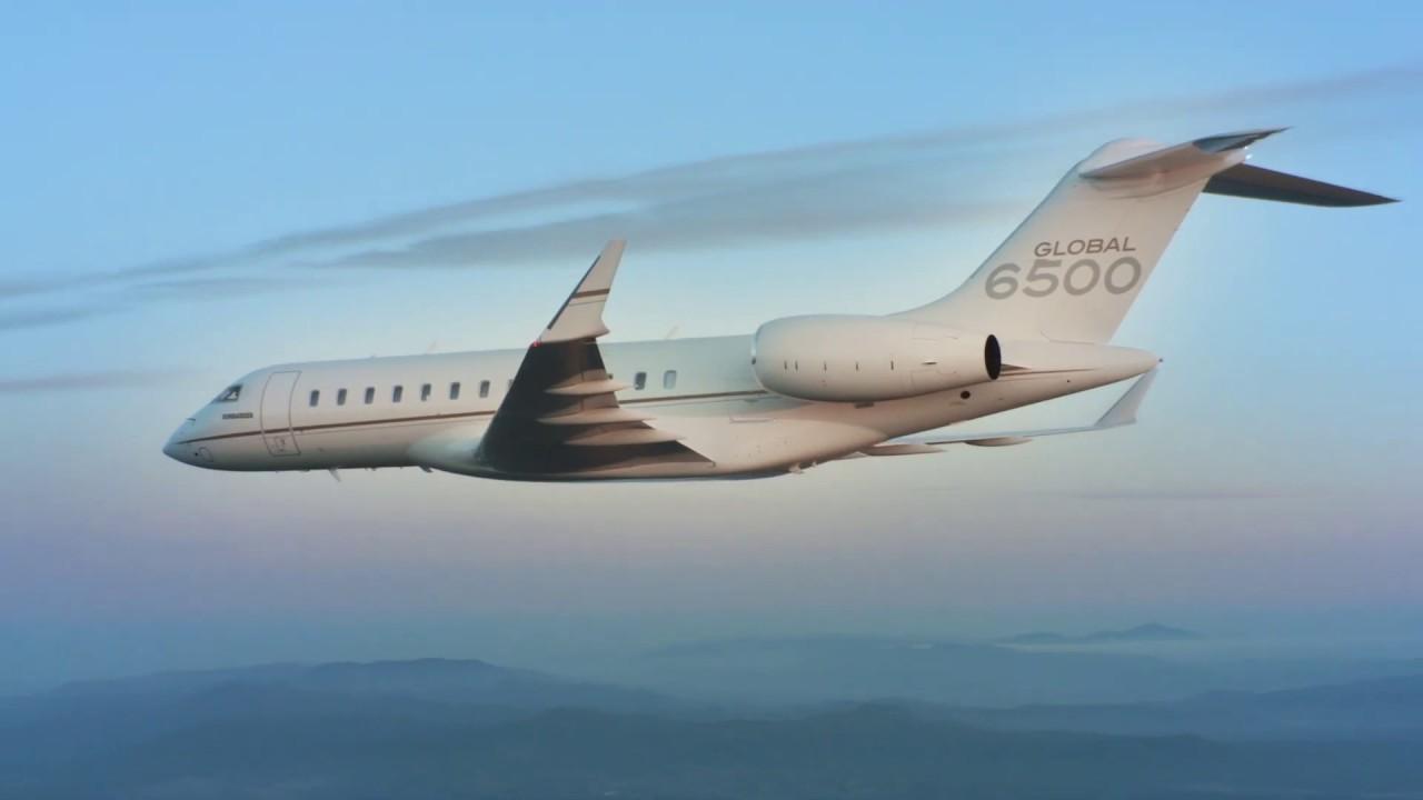 Global 6500 - La plus grande cabine de sa catégorie