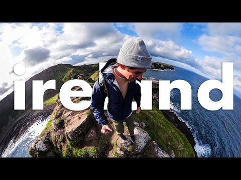 IRELAND - GoPro fusion TRAVEL FILM by Jake Rich