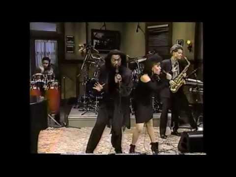 Ashford & Simpson - Ain't No Mountain High Enough (Live 1989)