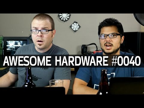 Awesome Hardware #0040B - NVIDIA Price Cuts, Li-Fi, Genetically Modified Babies