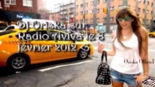 Interview de DJette Oriska Sur Radio-aviva le 8 février 2012, pour ...