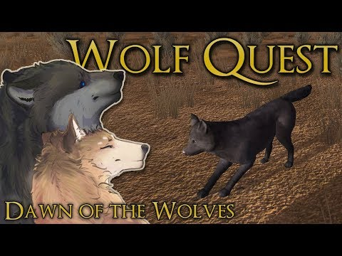 Searching for a Pack of Secrets 🐺 Wolf Quest: Dawn of the Wolves • Season 2: Episode #11
