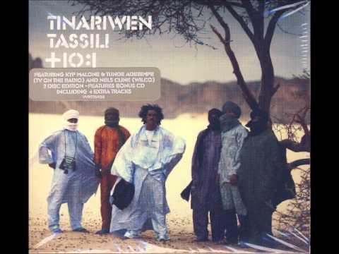 Tinariwen - Tenere Taqhim Tossam ( Jealous Desert )