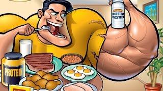 Ne kadar protein sindirilir, 2-3 saatte bir protein gerekli mi ?