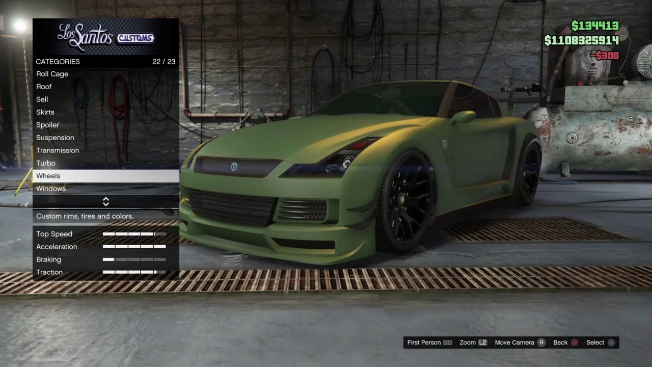How to make tanner fox 39 s gtr color in gta 5 youtube - Tanner fox gtr pictures ...