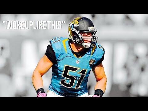 "Paul Posluszny NFL Career Highlight Mix || Jacksonville Jaguars Linebacker #51 || ""WokeUpLikeThis*"""