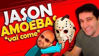 """JASON E AS AMOEBAS """"COME"""", uma zueira maior que a outra!"""