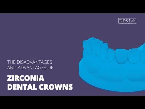 Zirconia Dental Crowns -  Disadvantages and Advantages
