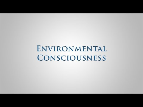 Environmental Consciousness – Our Core Values