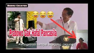 Parodi 01 - Prabowo & Jokowi