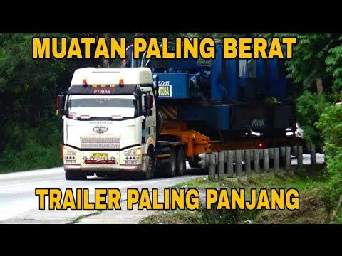 TRAILER PALING PANJANG HARI INI DI SITINJAU LAUIK !!!