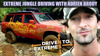 Driving the world's most dangerous Jungle Road with Adrien Brody | Driven To Extremes