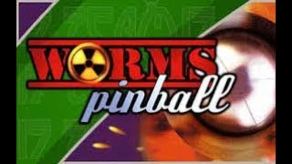 Worms Pinball (PS1) Gameplay