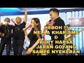 Nella Kharisma dan Dory Harsa Heboh Jaran Goyang Sambil Nyeker