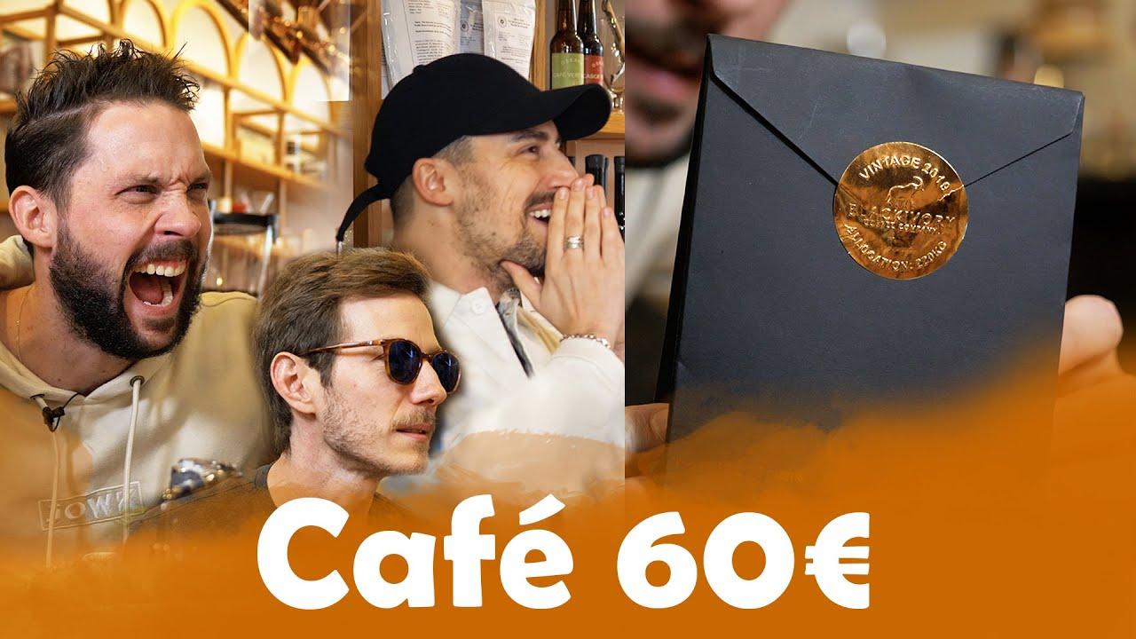 Café à 3€ VS Café à 60€ avec Freddy Gladieux et PV Nova !