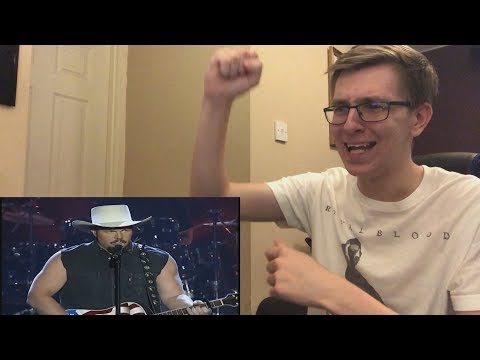 Toby Keith - Courtesy Of The Red, White And Blue REACTION! (The Angry American)
