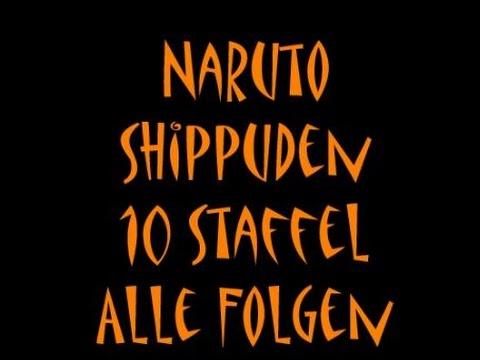 Naruto Shippuuden Staffel 10 Alle Folgen Kostenlos und Legal Deutsch / German ...