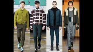 видео Какие мужские куртки в моде 2014/2015?