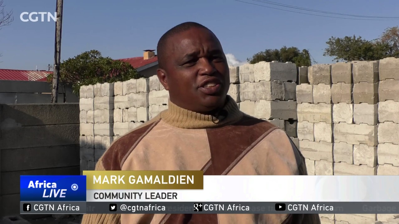 South Africa Social Development: Cape Town non-profit organisation uplifts poor communities