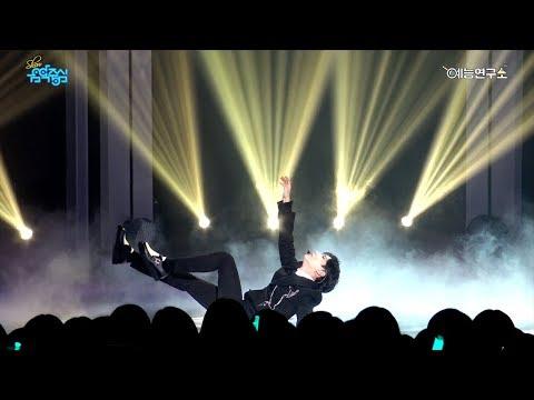 [예능연구소 직캠] 태민 낮과 밤 @쇼!음악중심_20171216 Day And Night TAEMIN In 4K