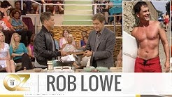 Rob Lowe's High-Protein, Low-Carb Diet